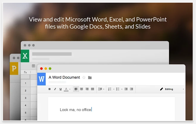 chromeでwordやexcel powerpointのファイルを開ける拡張機能 えりぴょん